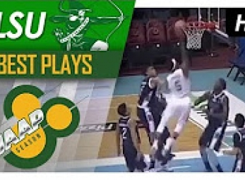 Ricci Rivero sets up Abu Tratter perfectly for the JAM!