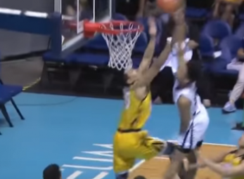 Dunk of the Year? Tyrus Hill POSTERIZES Jeepy Faundo