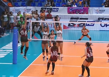 PVL - COLLEGIATE CONFERENCE: CSB vs UP (S1)
