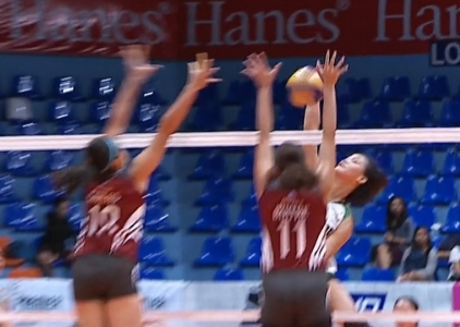 PVL - COLLEGIATE CONFERENCE: CSB vs UP (S2)