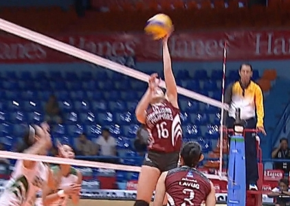 PREMIER VOLLEYBALL LEAGUE GAME HIGHLIGHTS: CSB vs UP