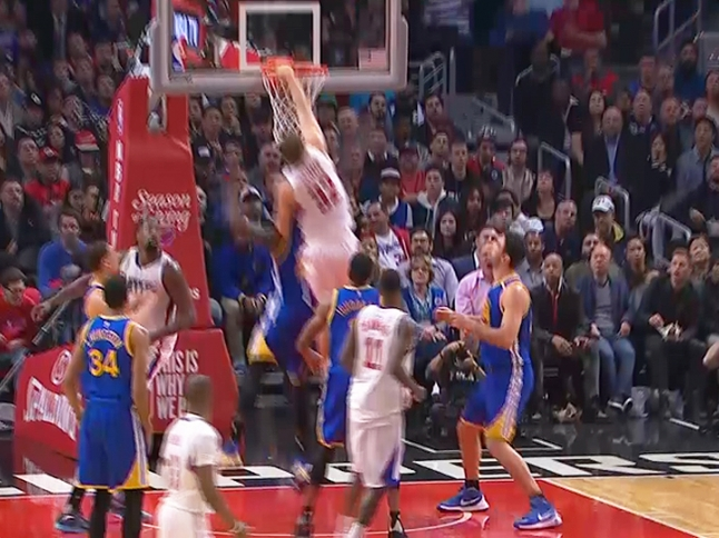 The best put-back dunks from the 2016-17 NBA season