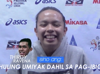 DROP BALL: Dani Ravena reveals Thirdy and Kiefer's secrets!