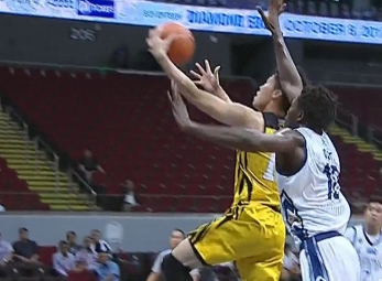 UAAP 80 MEN'S BASKETBALL ROUND 1: NU vs UST (Q1)