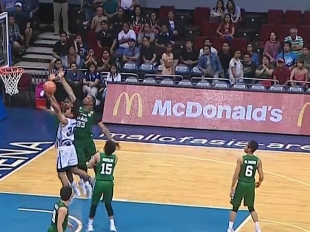 UAAP 80 MENS BASKETBALL ROUND 1: AdU vs DLSU Game Highlights