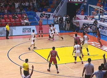 NCAA 93: UPHSD vs LPU Game Highlights