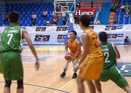 NCAA 93: SSC-R vs CSB Game Highlights