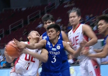 UAAP 80 MEN'S BASKETBALL ROUND 1: UE vs ADMU (Q3)