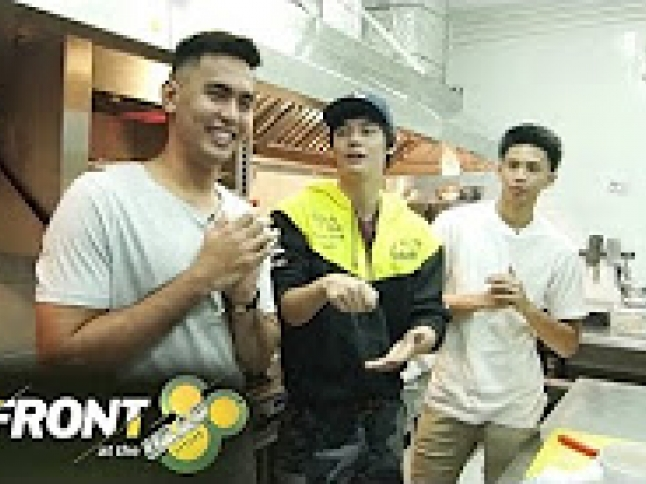 UAAP 80: Upfront At the UAAP (Sept 17, 2017)