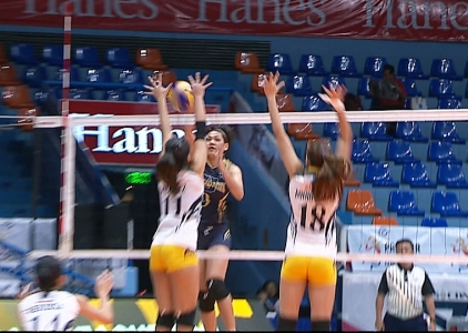 PVL - COLLEGIATE CONFERENCE: JRU VS NU (S1)