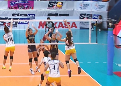 PVL - COLLEGIATE CONFERENCE: JRU VS NU (S2)