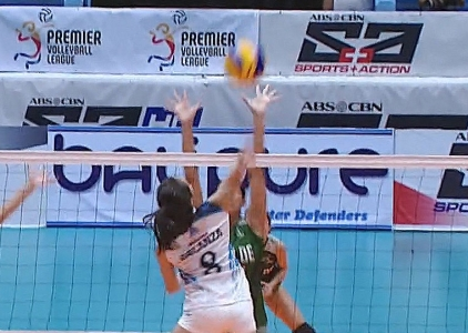 PREMIER VOLLEYBALL LEAGUE GAME HIGHLIGHTS: ADU vs CSB