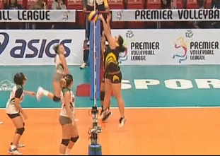 PREMIER VOLLEYBALL LEAGUE GAME HIGHLIGHTS: CSB vs TIP