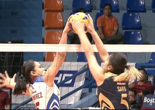 PREMIER VOLLEYBALL LEAGUE GAME HIGHLIGHTS: AU vs NU