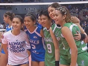 Battle of the Rivals: Awarding Ceremony - July 16, 2017
