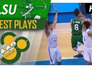 Ricci Rivero with a beautiful up-and-under move