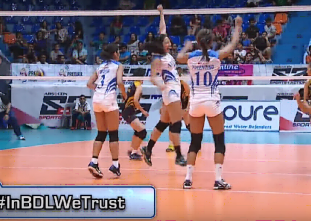 PVL Collegiate Conference #TRENDING Moments!