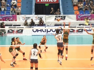 PVL - COLLEGIATE CONFERENCE: NU VS FEU (S4)