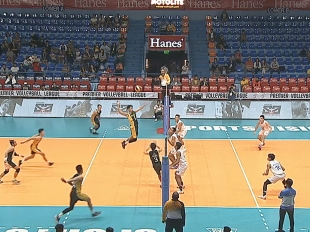PVL - COLLEGIATE CONFERENCE: ADMU VS FEU (S2)