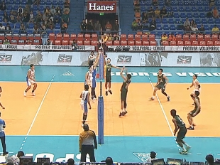 PVL - COLLEGIATE CONFERENCE: ADMU VS FEU (S1)