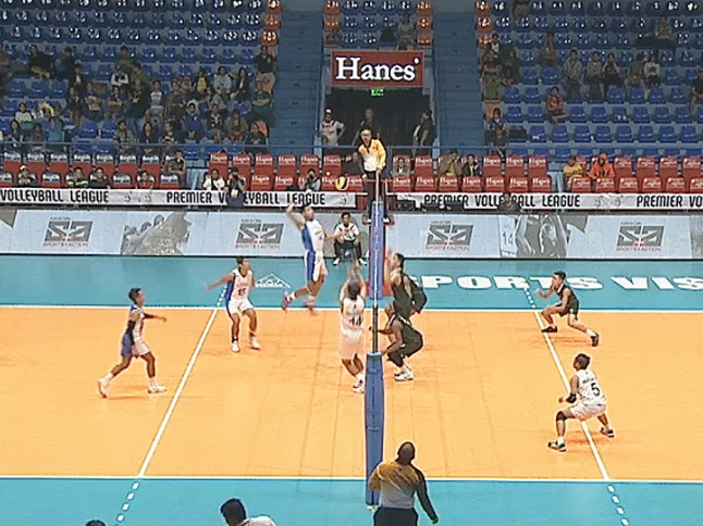 PVL - COLLEGIATE CONFERENCE: ADMU VS FEU (S3)