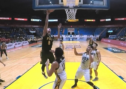 UAAP 80 MEN'S BASKETBALL ROUND 2: UST vs FEU (Q3)