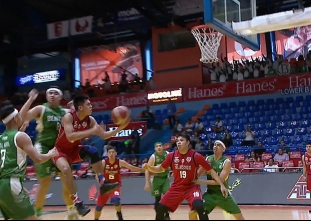 NCAA 93: CSJL vs CSB Game Highlights
