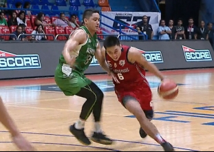 NCAA 93 : CSJL vs CSB (Q4)