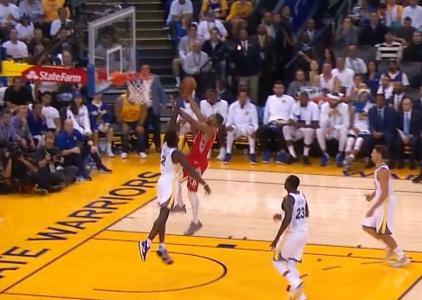 Eric Gordon scores 24 points vs the Golden State Warriors