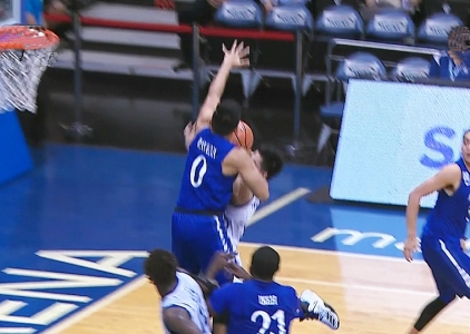 UAAP 80 MEN'S BASKETBALL ROUND 2: NU vs ADMU (Q4)