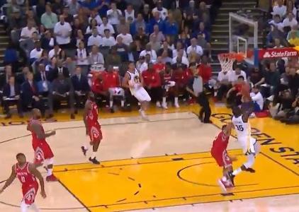 Kevin Durant scores 20 points vs the Houston Rockets