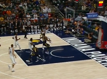 D'Angelo Russell scores 30 points vs the Pacers