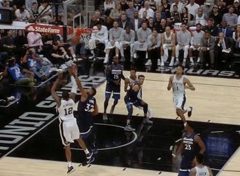 LaMarcus Aldridge drops 25 points vs the Timberwolves