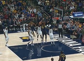Myles Turner scores 21 points vs the Nets