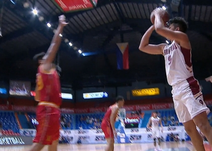 NCAA 93 : SSC-R vs UPHSD (Q2)