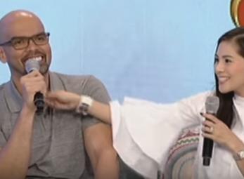 Magandang Buhay | Benjie shares how he met his wife Lyxen