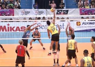 PVL - ALL STARS MEN'S:: Team Oliver VS Team Vhyl (S1)