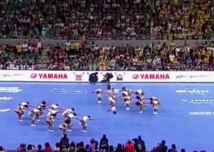 CHEER DANCE COMPETITION 2015:  UST Salinggawi Dance Troupe