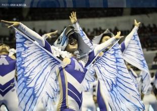 Ateneo Blue Babble Batallion | Performance | UAAP 79 CDC