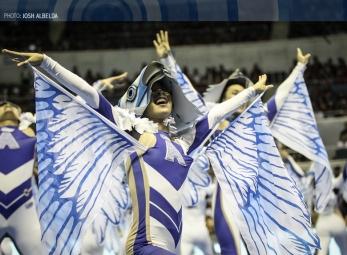 Ateneo Blue Babble Batallion   Performance   UAAP 79 CDC
