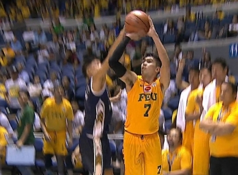 UAAP 80 MEN'S BASKETBALL ROUND 2: FEU vs NU (Q4)