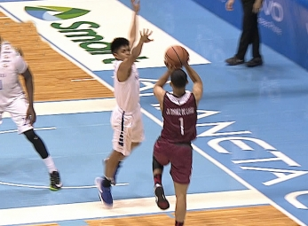 UAAP 80 MEN'S BASKETBALL ROUND 2: ADMU vs UP (Q3)