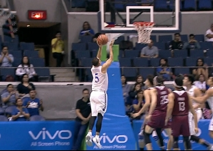 UAAP 80 MEN'S BASKETBALL ROUND 2: ADMU vs UP (Q4)