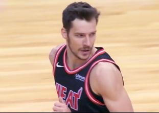 Goran Dragic scores 29 points vs the Suns