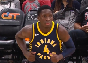 Dynamic Duo: Victor Oladipo and Bojan Bogdanovic