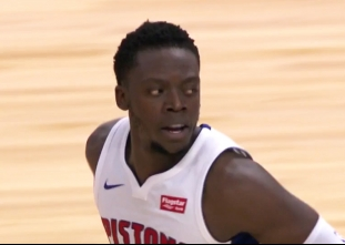 Reggie Jackson scores 22 points vs the Hawks