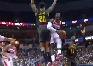 GAME RECAP: Wizards 113, Hawks 94