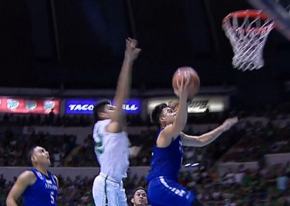 UAAP 80 MEN'S BASKETBALL ROUND 2: DLSU vs ADMU (Q3)