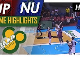 WATCH! UP vs NU Game Highlights