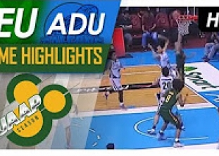 WATCH! ADU vs FEU Game Highlights